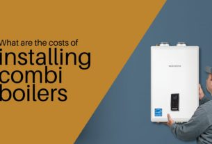 What are the costs of installing combi boilers