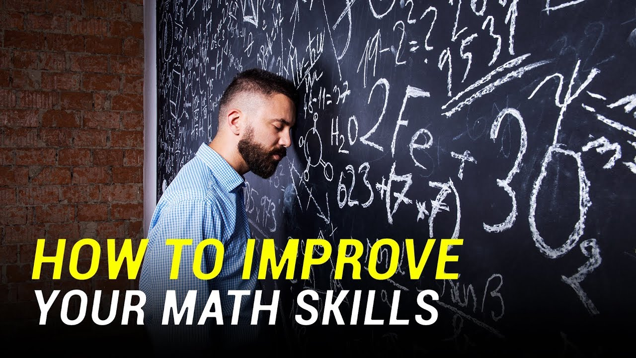 Improve Your Skills in Mathematics