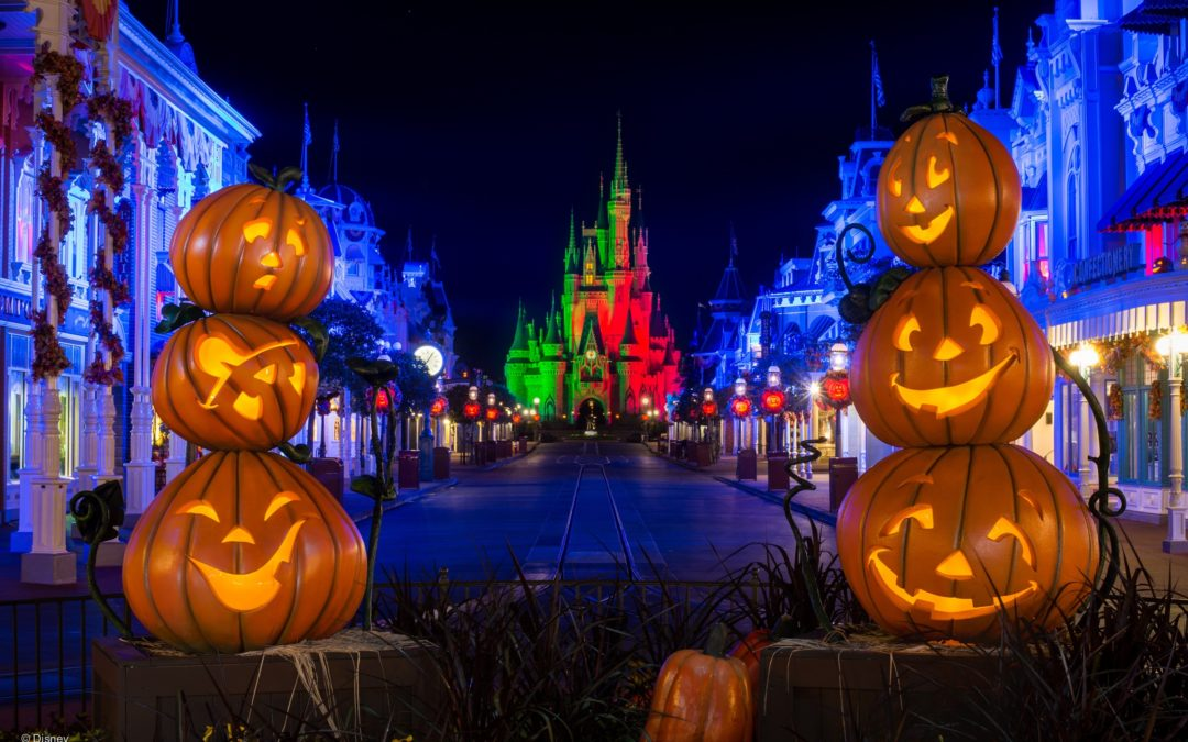 Non-Scary Halloween Destination for Kids