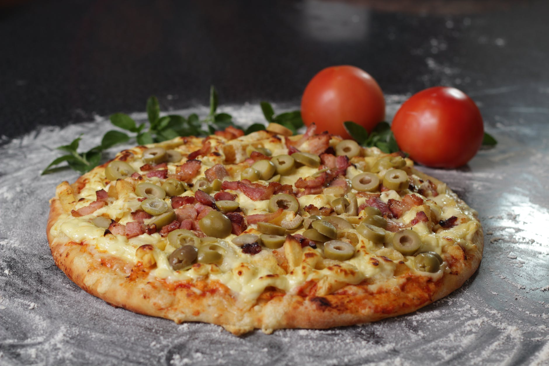 Domino's Pizza Side Dishes In The Food Corner