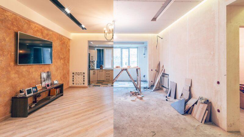 Home Renovation and Perform Renovation